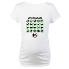 Not a Human Veterinarian Shirt