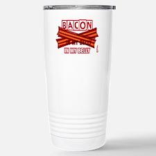 baconinmybelly-2012-short Travel Mug