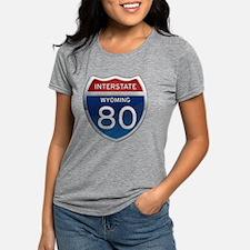 Interstate 80 - Wyoming T-Shirt