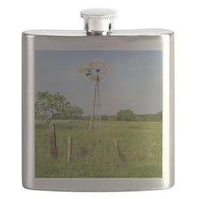 Windmill Flask