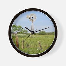 Windmill Wall Clock