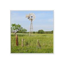 """Windmill Square Sticker 3"""" x 3"""""""