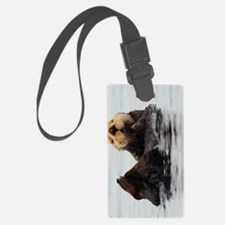 TabletCases_seaotter_1 Luggage Tag