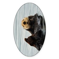 TabletCases_seaotter_2 Decal