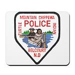 Chippewa Police Mousepad