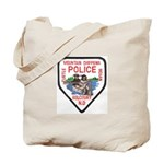 Chippewa Police Tote Bag