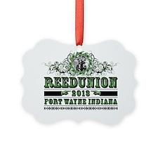 Reedunion_2013 Ornament