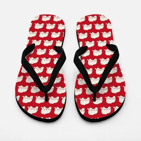 showercurtain - rep Flip Flops