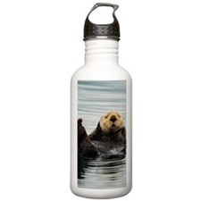PhoneCase_otter_02 Water Bottle