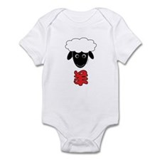 Chinese Sheep Infant Bodysuit