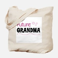 Future Grandma Tote Bag