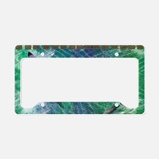 IRISH-SEA-BEACH-BAG License Plate Holder