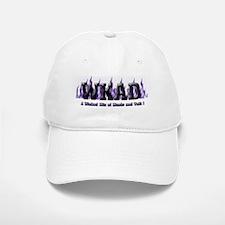 WKAD Logo Baseball Baseball Cap