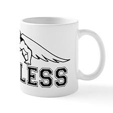 Fearless Wht Small Mug