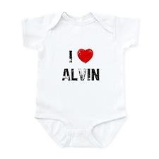 I * Alvin Infant Bodysuit