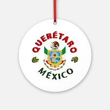 Querétaro Ornament (Round)