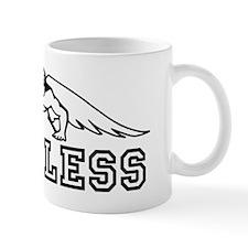 Fearless Drk Small Mug