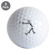 zombie-carrot2-T Golf Ball