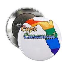 """Cape Canaveral 2.25"""" Button"""