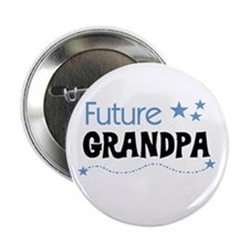 Future Grandpa Button
