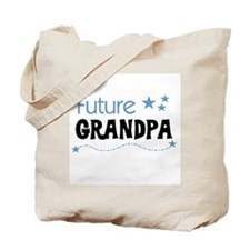 Future Grandpa Tote Bag