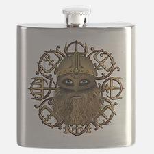 Viking Vegvisir Flask