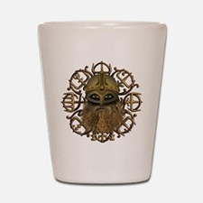 Viking Vegvisir Shot Glass
