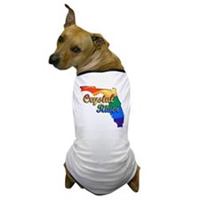 Crystal River Dog T-Shirt