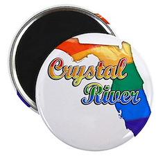 Crystal River Magnet