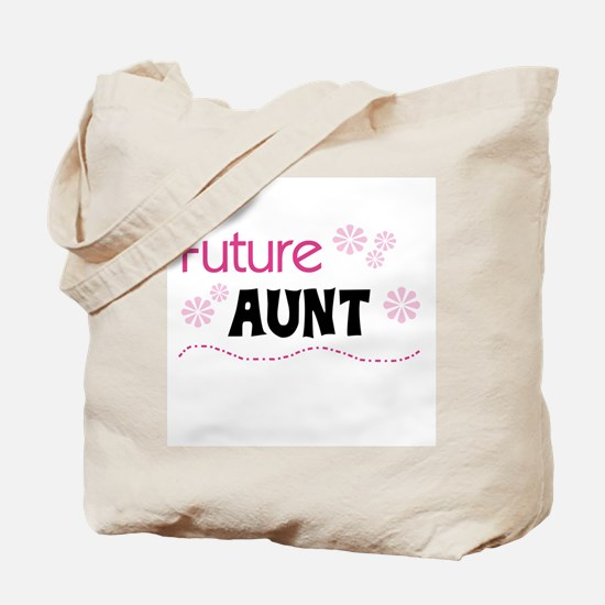 Future Aunt Tote Bag