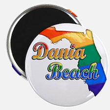 Dania Beach Magnet
