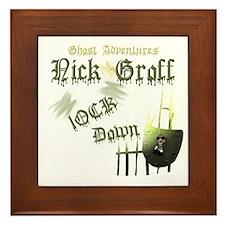 Nick Groff Framed Tile