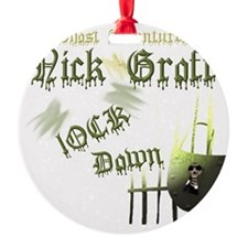 Nick Groff Ornament