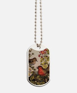 robins Dog Tags