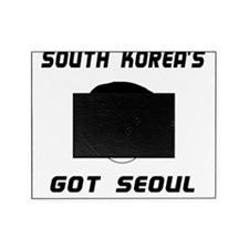 Seoul Man Picture Frame