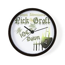 Nick Groff 2 Wall Clock