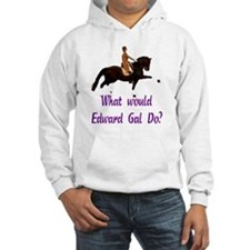 whatwouldgaldotrans Hoodie