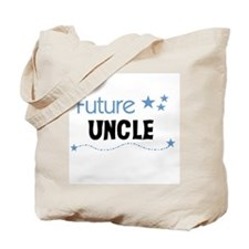 Future Uncle Tote Bag