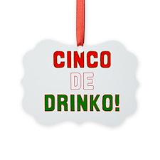 DRINKO Ornament