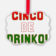 DRINKO Ornament