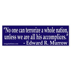 No one can terrorize a whole nation