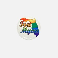 Fort Myers Mini Button