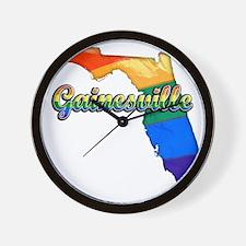 Gainesville Wall Clock