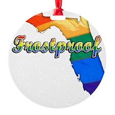 Frostproof Ornament