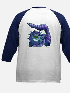 Mad Cheshire Cat Jade Kids Baseball Jersey