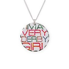 ima very derby girl_2  Necklace