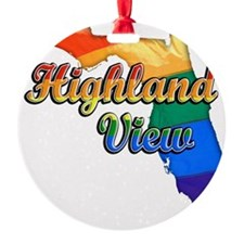 Highland View Ornament