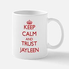 Keep Calm and TRUST Jayleen Mugs