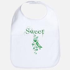 Sweet P vine Bib