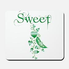 Sweet P vine Mousepad
